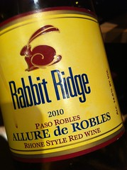 2010 Rabbit Ridge Allure de Robles