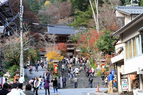 鞍馬寺 kurama - kibune