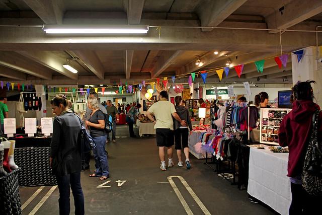 Underground Craft Market