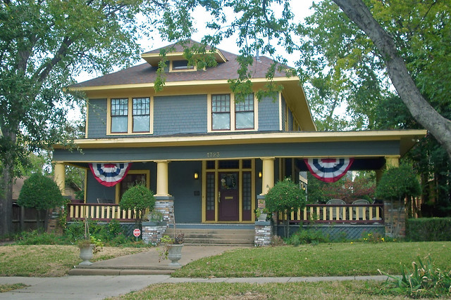 American foursquare houses flickr photo sharing - American style mobel ...