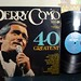 Small photo of PERRY COMO, 40 GREATEST HITS,