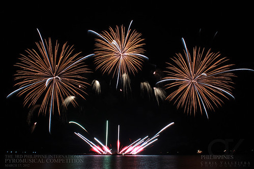 3rd Pyromusical_PHILIPPINES