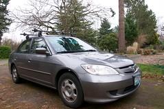automobile, automotive exterior, executive car, vehicle, honda, bumper, sedan, land vehicle, honda civic,