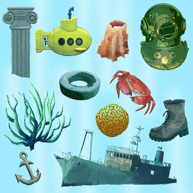 LittleBigPlanet 2: Deep Sea Stickers