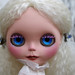 My latest custom an Iridescent Ghost Girl for Gina2424
