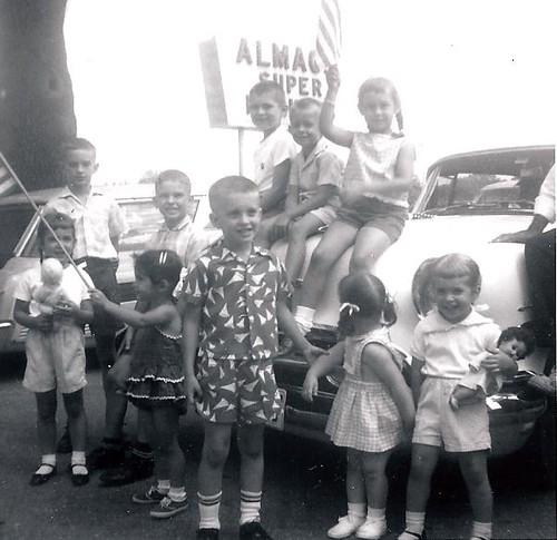 Sherlock & cousins '62 parade