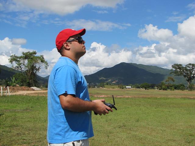 Vôos no CAAB e Vôo de Lift no Morro da Boa Vista 7036630117_95631f0993_z