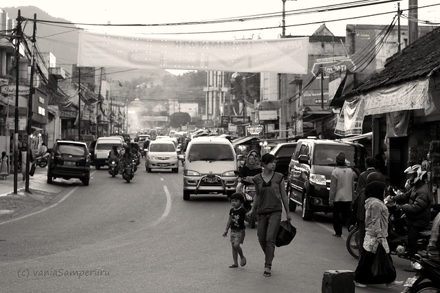 Ciwidey Main Road