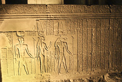 Temple Reliefs at Kom Ombo (I)