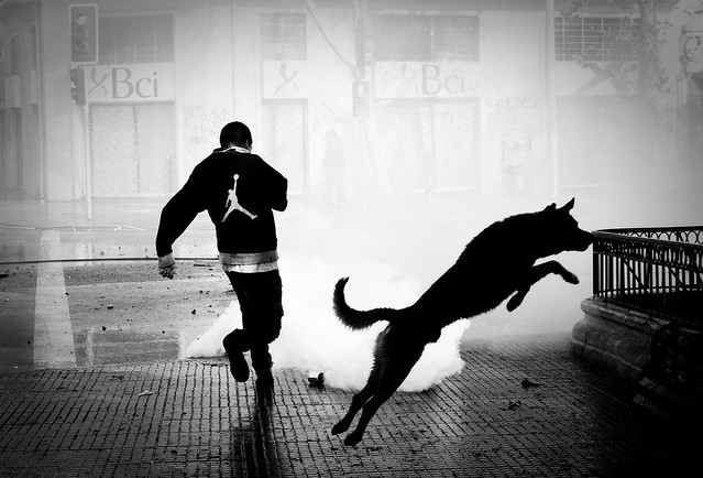 Jumping - The Decisive Moment in Photography