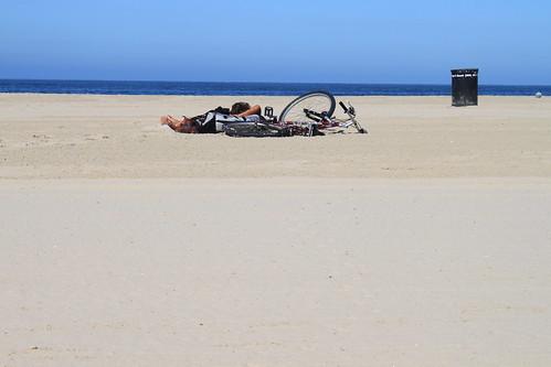 Lazy on the Beach