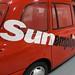 The Sun Newspaper Black Cab Wrap