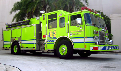 Flickriver Most Interesting Photos From Lime Green Safety Green Fire Apparatus Pool