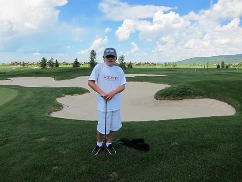 Teton Springs, golf, Kenzo IMG_6971
