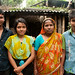Homestay Mother and Children - Hatiandha, Bangladesh