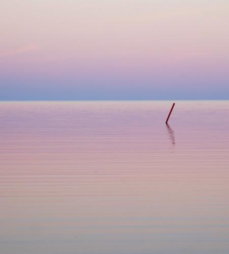 pink sunset sea evening sweden horizon rosa balticsea hav 2011 roslagen grisslehamn väddö ålandshav