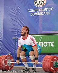 Klokov Dmitriy RUS 105kg CJ at 2006 World Weightlifting Championship