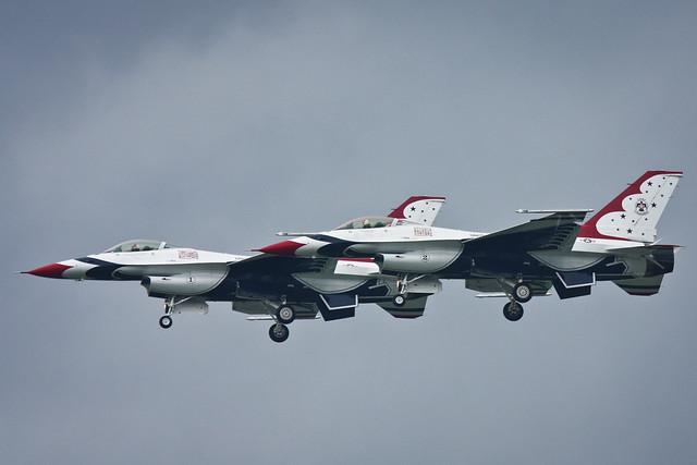 USAF - Thunderbirds