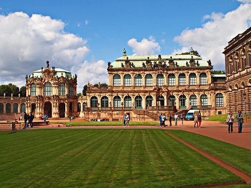 Dresden, Zwinger, 07