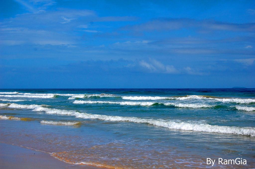 Playa Guacuco венесуэла