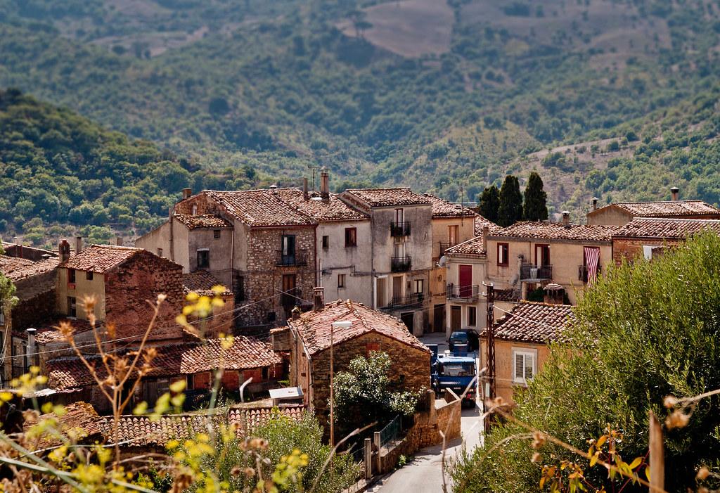 Sicilian small village
