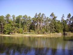 Grand étang de La Jemaye