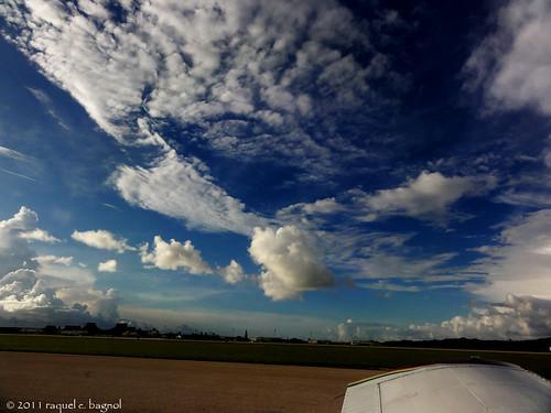 blue clouds airport zoom swirl cherokee gps saipaninternationalairport sonydschx5v