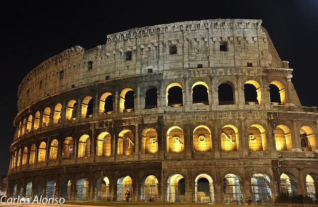 Coliseo, Roma (Ver en grande L)