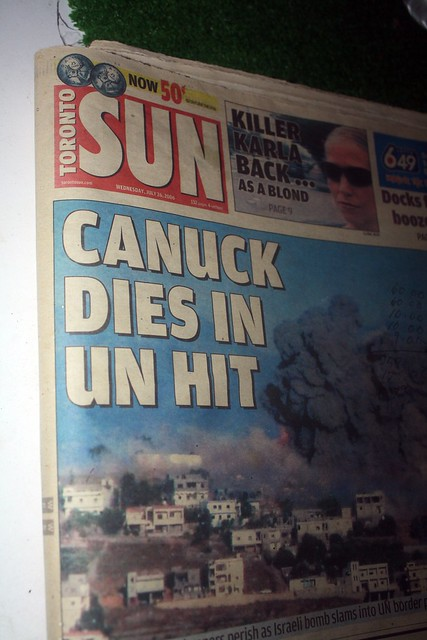 The Toronto Sun - Wednesday, July 26, 2006