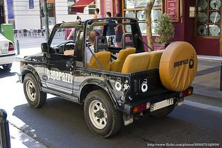 1988 Suzuki-Santana SJ4