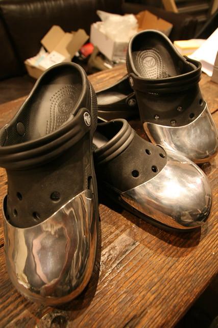 Safety Toe Crocs Flickr Photo Sharing