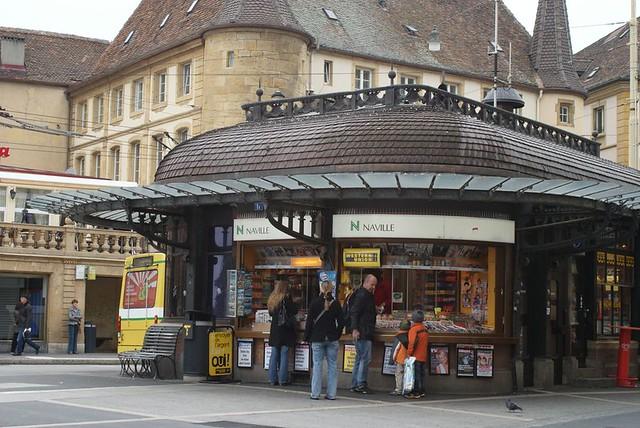 Monopoly Suisse en photo - Place Pury, Neuchâtel
