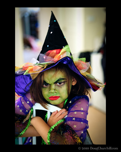 Our little witch