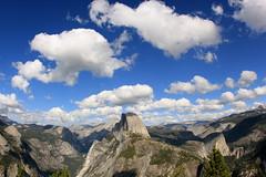 Kodak moment of Glacier Point overlook