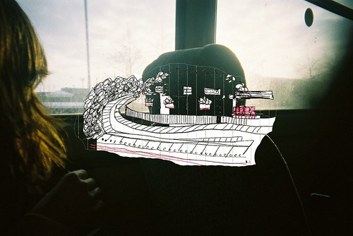 public transport daydreams