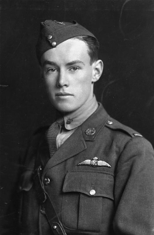 Second Lieutenant K F Nichol