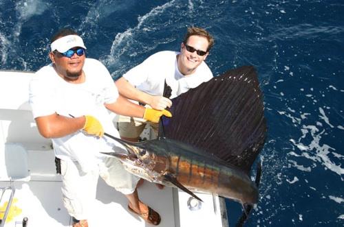 Capullo Sportfishing and Tamarindo.com