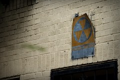 Fallout Shelter near Fort Tryon Park