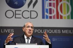 Angel Gurria de la OCDE