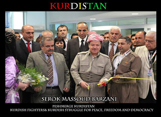 Massoud Barzani    Serok Kurdistan