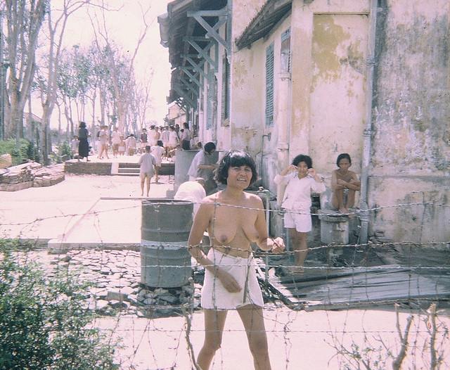 Dưỡng Trí Viện Biên Hòa 1969, quen gọi là nhà thương điên Biên Hòa