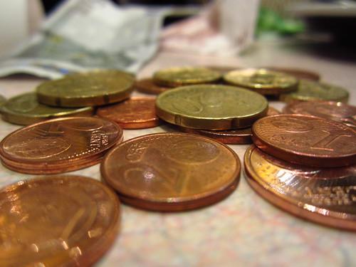 Vous avez de la monnaie?