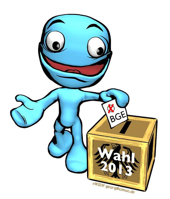 BGE-Mem - Bundestagswahl 2013