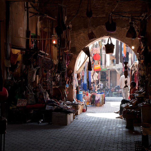 Marrakech souks | Magical Marrakech for the First Time Visitor | packmeto.com