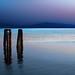 orizzonte blu by Graziano Ottini
