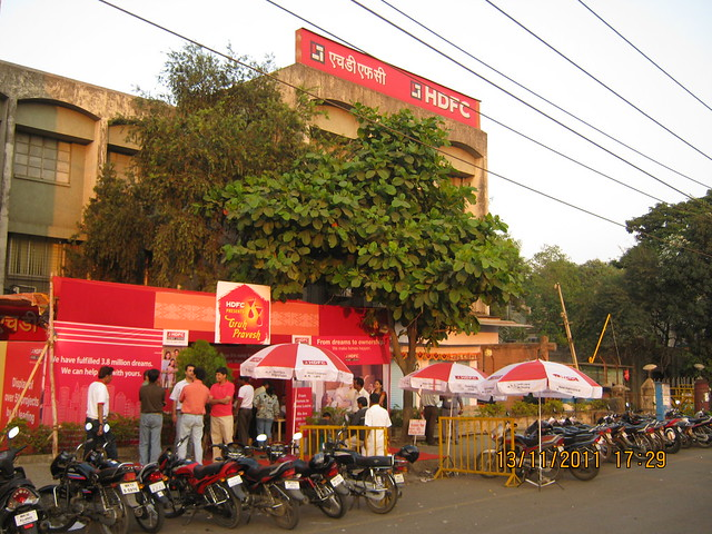 'Gruha Pravesh', HDFC Property Exhibition at Chinchwad, PCMC, Pune