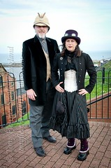Whitby Goth Weekend October 29-30th 2011