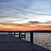 Lake Geneva   Sunset at the pier by nkadu