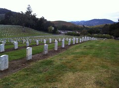 Nappa Valley Veteran's Cemetary