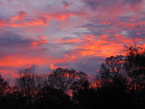sunset sunsets camdencounty